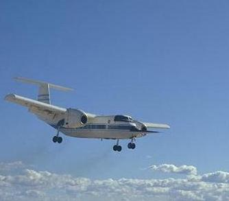 High Wing Jet Aircraft NASA - Pics about space